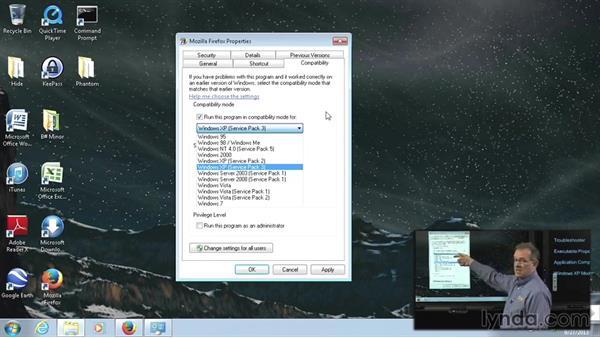 Application compatibility: Managing Windows 7