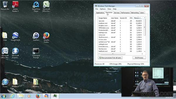 Troubleshooting hard-drive issues: Troubleshooting Windows 7