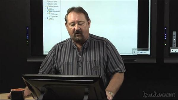 Creating AD sites and site links: Windows Server 2012 Active Directory: Network Services