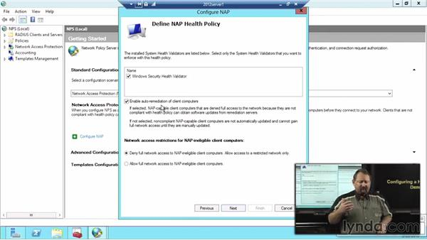 Installation and configuration: Windows Server 2012 Active Directory: Network Services