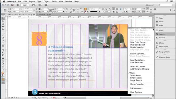 157 Sharing swatches (PS/IL/ID and ID to ID): InDesign Secrets