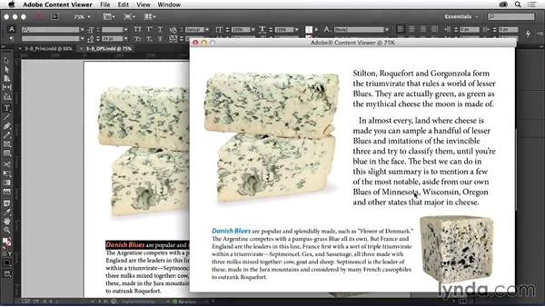 Welcome: Adapting a Print Layout for Digital Publishing