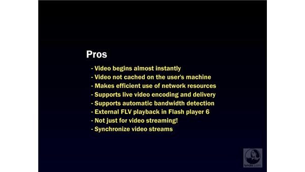 Streaming with Flash Media Server: Flash Professional 8 Video Integration