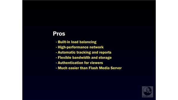 Using a Flash Video Streaming Service (FVSS): Flash Professional 8 Video Integration