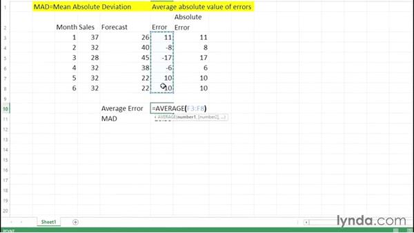 Welcome: Excel Data Analysis: Forecasting