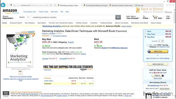 Next steps: Excel Data Analysis: Forecasting