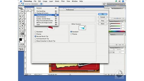 Essential CS2 preferences - Photoshop: InDesign CS2 Print Project Workflow