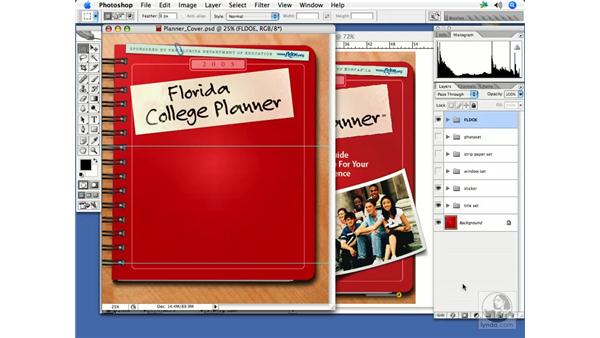 Saving workspaces for InDesign, Illustrator and Photoshop: InDesign CS2 Print Project Workflow
