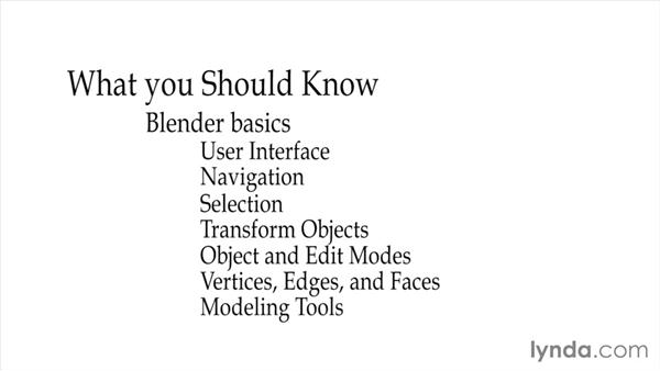 What you should know: Blender UV Mapping