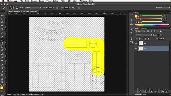 Exporting a UV map: Blender UV Mapping