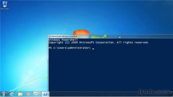 Find PowerShell: PowerShell 3.0 for Administrators