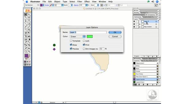 Utilizing layers: InDesign CS2 Print Project Workflow