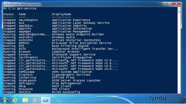 Use the default formatting: PowerShell 3.0 for Administrators