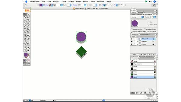 Exporting a layered PDF: InDesign CS2 Print Project Workflow