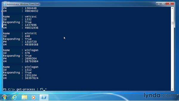 Format regular lists: PowerShell 3.0 for Administrators