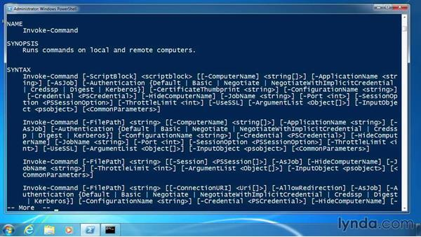 Use one-to-many remoting: PowerShell 3.0 for Administrators