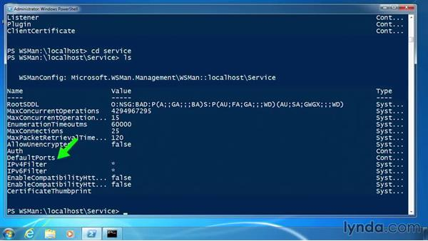 Configure Windows Remote Management (WinRM)