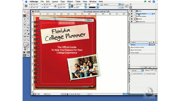 Utilizing object styles: InDesign CS2 Print Project Workflow