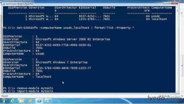 Add a module-level setting variable: PowerShell 3.0 Scripting and Tool Making