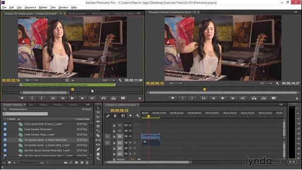 Introduction to Prelude: EPK Editing Workflows 01: Ingest to Assembly Edit
