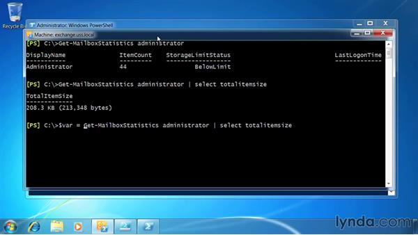 Set up your scripting environment: PowerShell 2.0 for Exchange Server