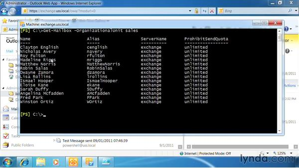 Add, Modify, And Remove Inbox Rules: PowerShell 2.0 for Exchange Server