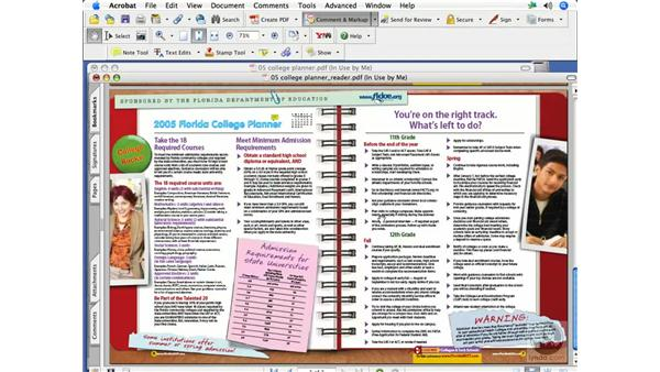 Importing and exporting comments from multiple reviewers: InDesign CS2 Print Project Workflow