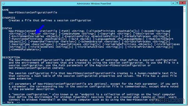 Customize Remoting Endpoints: PowerShell DrillBits