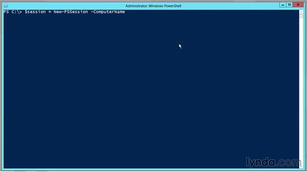 Use Get-Module while remoting: PowerShell DrillBits