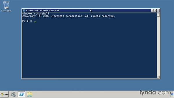 Use the Lync Server Management Shell: Lync 2010: Deploying, Configuring, and Administering