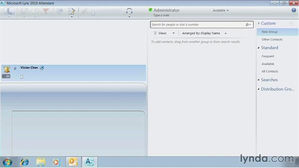 Deploy Lync Attendant: Lync 2010: Deploying, Configuring, and Administering