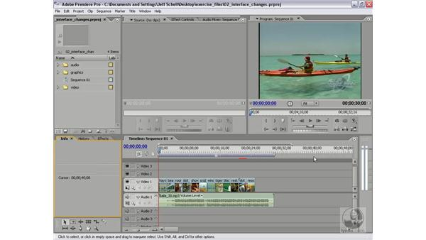 Saving custom workspaces: Premiere Pro 2 New Features