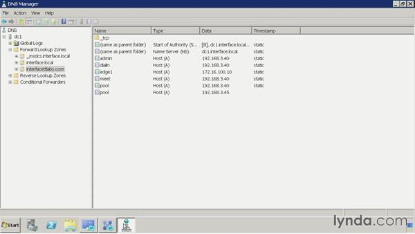 Implement DNS load balancing: Lync 2010: Deploying, Configuring, and Administering