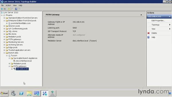 Enable branch site resiliency: Lync 2010: Deploying, Configuring, and Administering