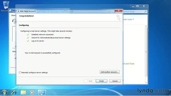 Use Internal Autodiscover: Exchange Server 2010: Designing and Implementing