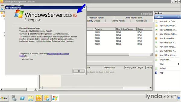 Understand The Requirements For DAGs: Exchange Server 2010: Designing and Implementing