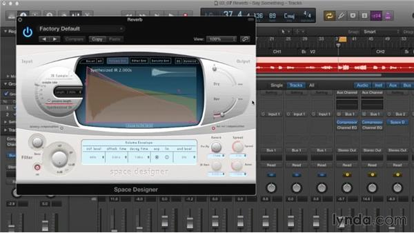 Understanding reverb: Mixing and Mastering with Logic Pro X