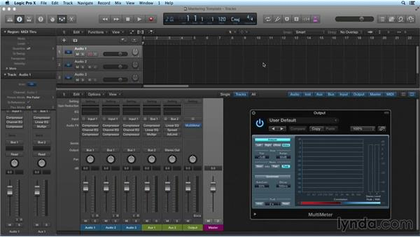 Understanding mastering: Mixing and Mastering with Logic Pro X