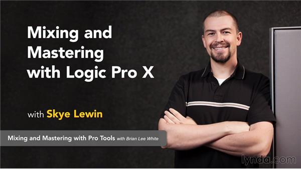 Next steps: Mixing and Mastering with Logic Pro X