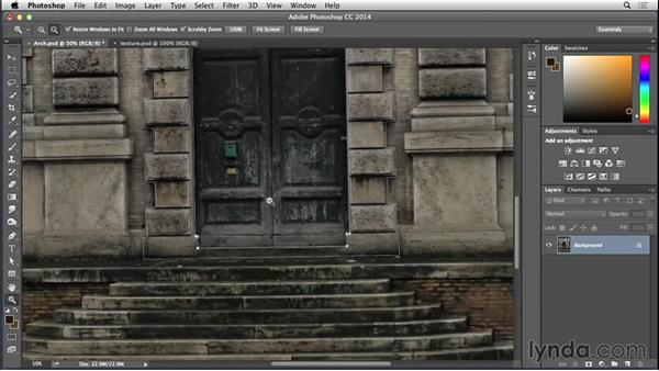 Creating a 3D arch: Bert Monroy: Dreamscapes - Arch to Somewhere Else