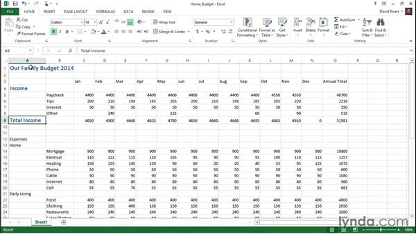 Formatting your Excel data: Weekly Office Workshop