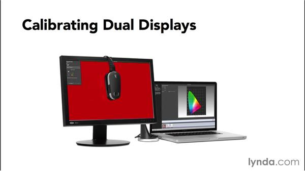The limitations of profiling dual displays: Advanced Color Workflows for Photographers
