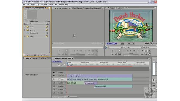 Less audio conforming: Premiere Pro 2 New Features