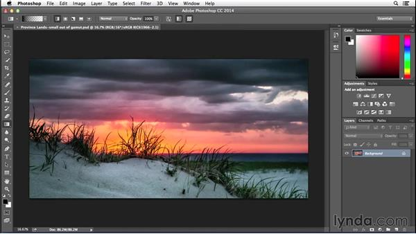 Soft proofing for lab printing and web viewing: Advanced Color Workflows for Photographers