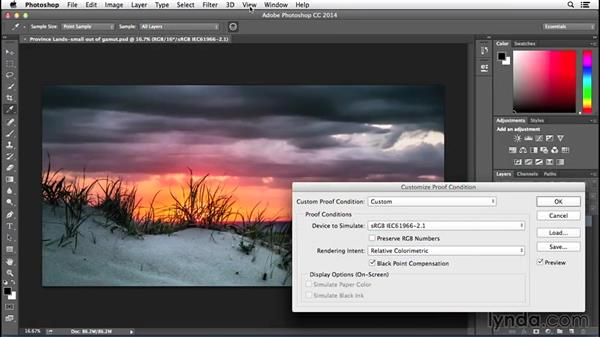 Summarizing the benefits of an advanced color workflow: Advanced Color Workflows for Photographers