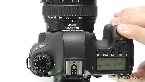 Taking some shots in Auto and Creative Auto mode: Up and Running with the Canon 6D