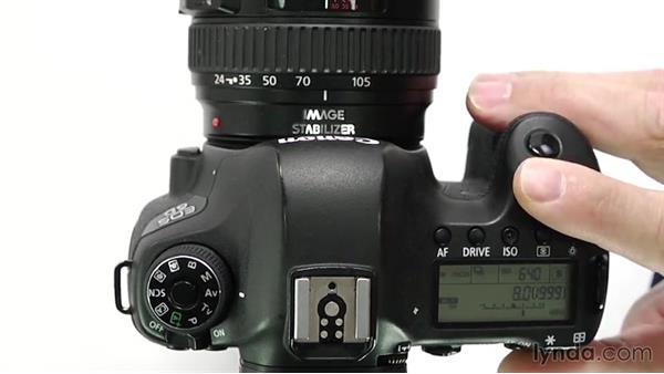 Aperture-Priority mode: Up and Running with the Canon 6D