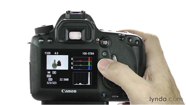 Manual mode: Up and Running with the Canon 6D