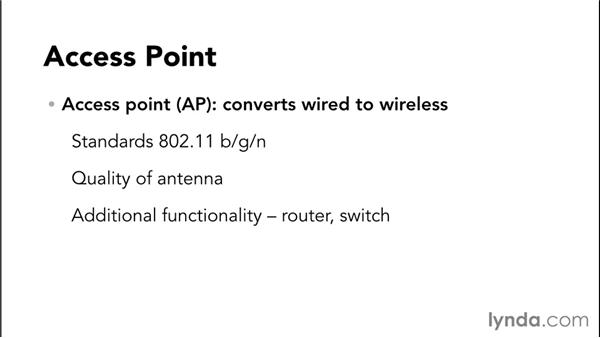 Building a hybrid network with wired and wireless clients: Setting Up a Small-Office Network
