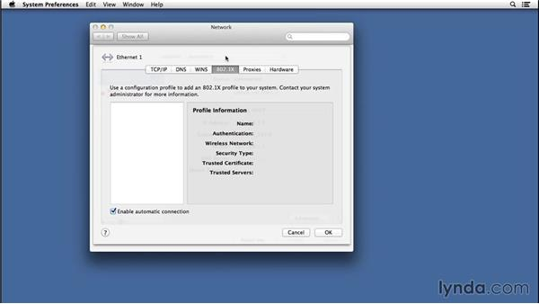 Exploring some tips for Mac: Setting Up a Small-Office Network